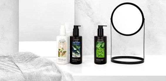 Mádara organic body washes: inzepen was nog nooit zo leuk!