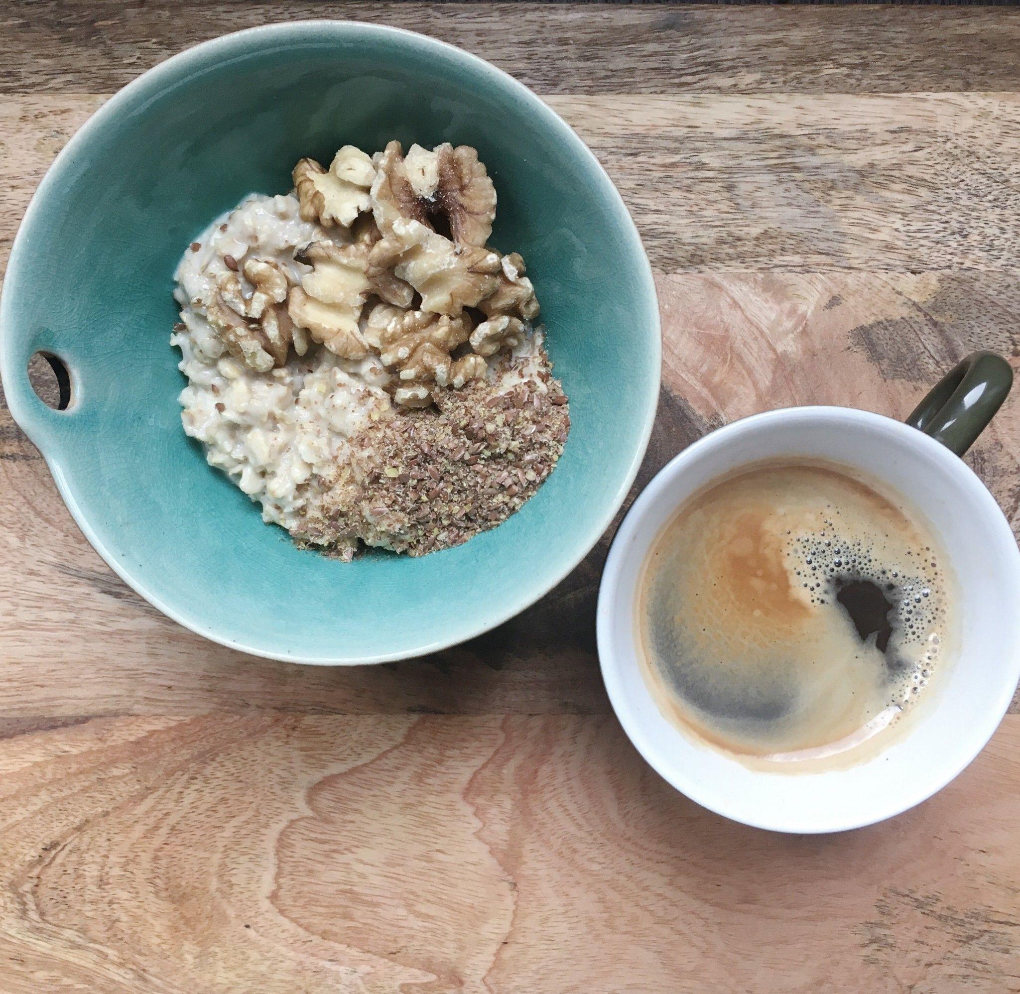Janneke eetdagboek ontbijt
