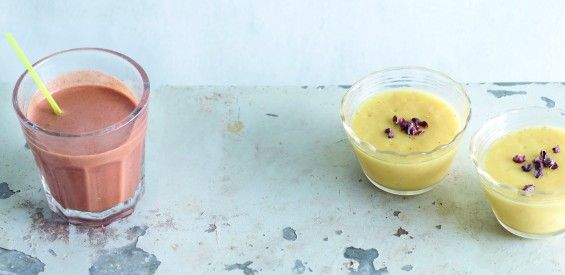 Recept: Healthy vegan pudding met chiazaad