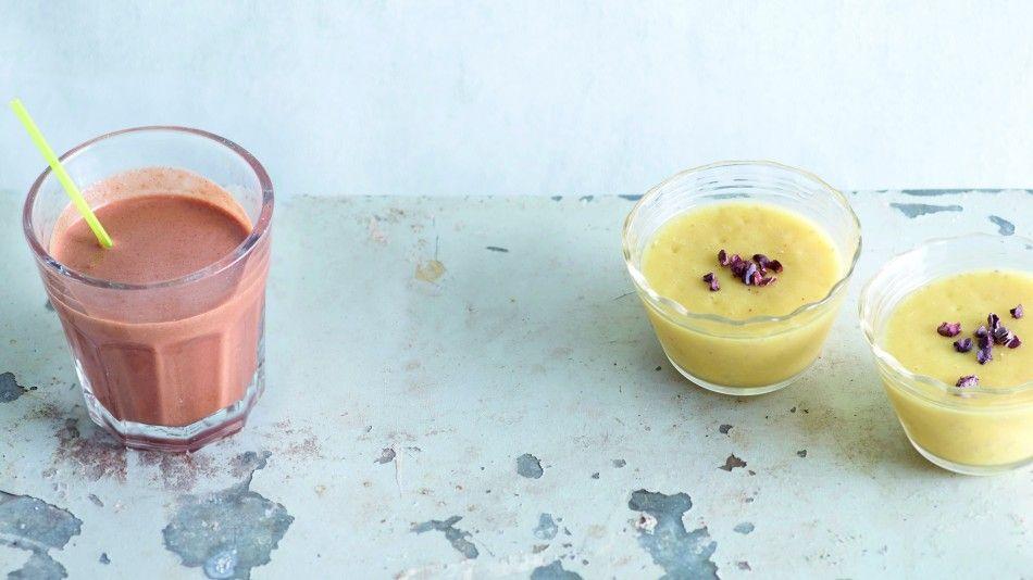Biotona, recept, healthy pudding