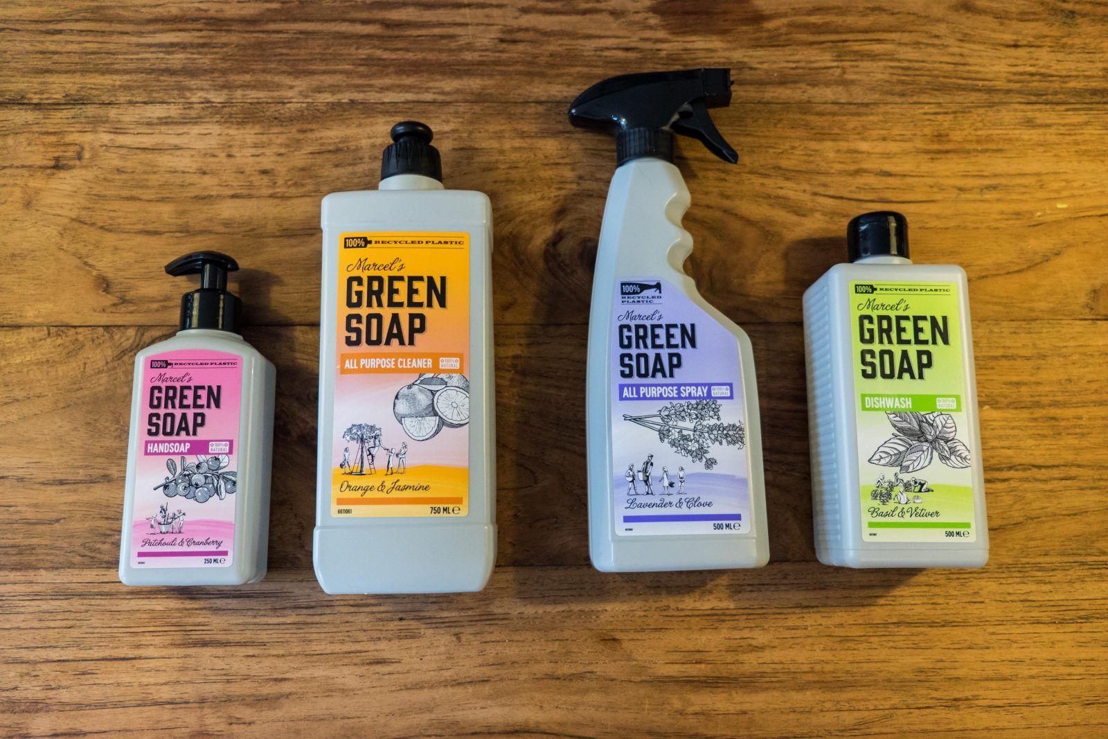 Hermance, Tidy, opruim coach, voorjaarsschoonmaak, Marcel's Green Soap