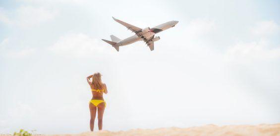 Gezond vliegen met Deepak Chopra: bij deze luchtvaartmaatschappij moet je zijn!