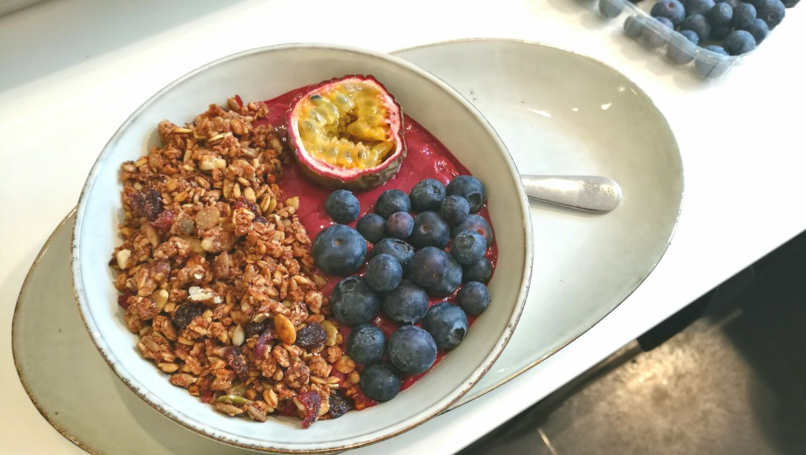 klaever health acai bowl