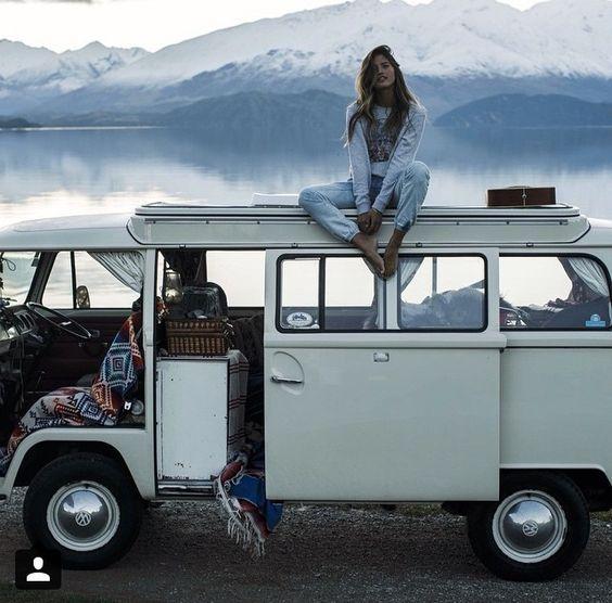 camper road trip