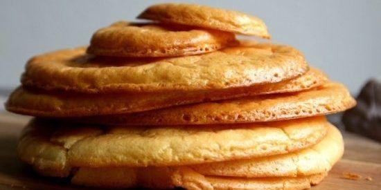American cloud bread: in een hap lucht zitten meer calorieën