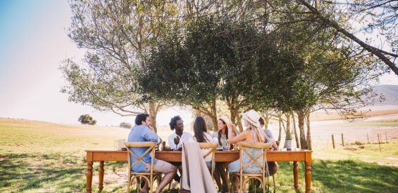 The Winery, marcelle mudde, zuid-afrika