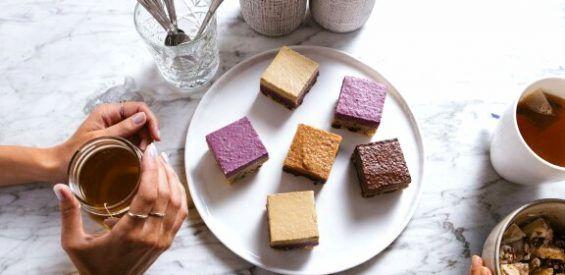 bakerline vegan glutenvrije taart