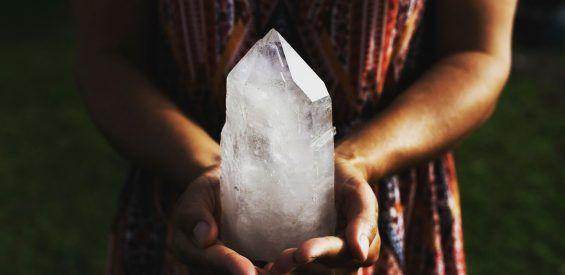Zo maak je kristallen tot je krachtigste, wijze vrienden
