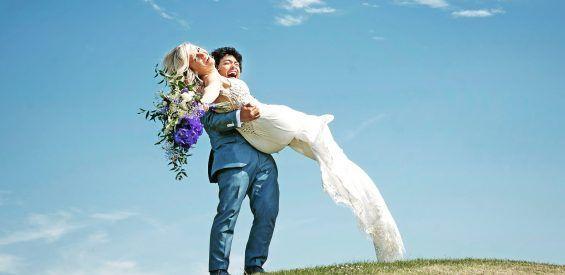 Valentine Berning deed het: trouwen voor een periode van 40 jaar
