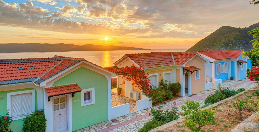 cottages ithaka