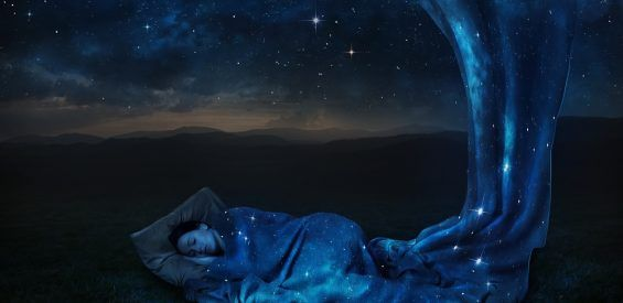 Waarom je slaap kunt zien als spirituele versneller