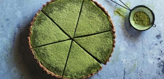 Weekendrecept: anti-aging cheesecake met groene matcha
