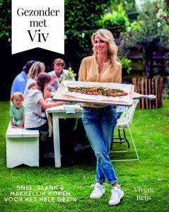 Vivian Reijs, gezonder met viv, boek