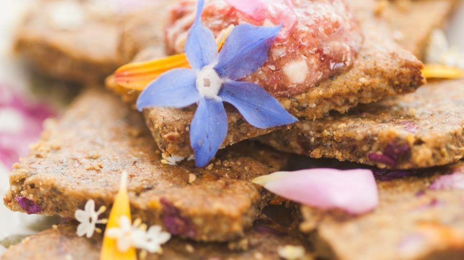 eetbare schoonheid, boek, recept koekjes