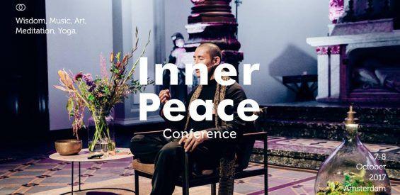 Inner Peace Conference 2017: hoe innerlijke vrede leidt tot wereldvrede