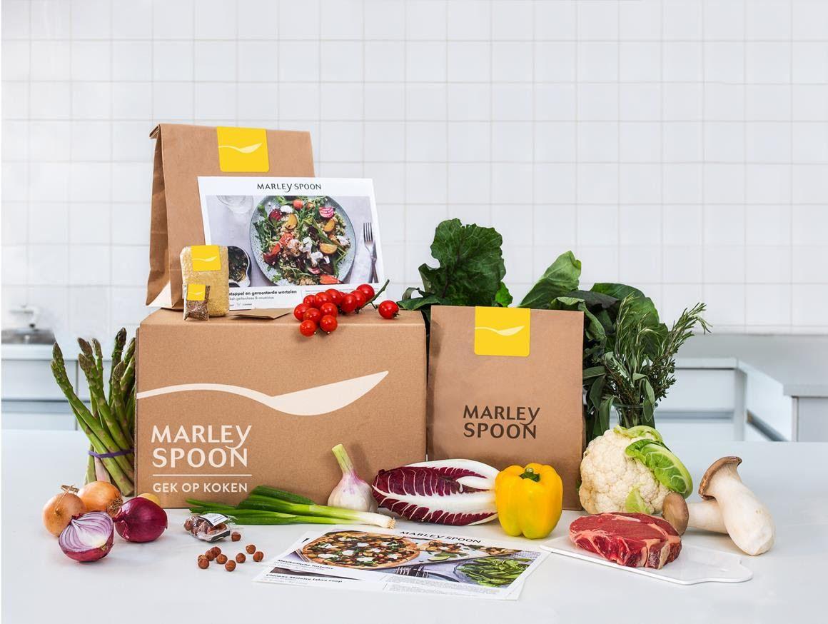 Marley Spoon, bio maaltijden