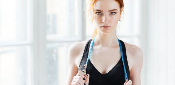 sporten eiwitten