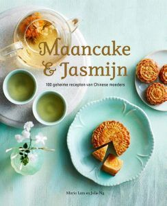 maancake jasmijn, kookboek, china