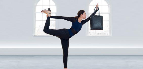 WIN MY GYM BAG: luxe fairtrade shopper van MYOMYt.w.v. €290