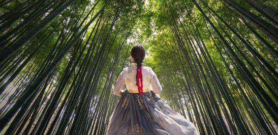 Relaxen in een Bamboo Hairspa met traditionele Chinese rituelen