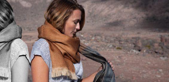 WIN: super zachte alpaca-sjaal van Bufandy t.w.v. €60