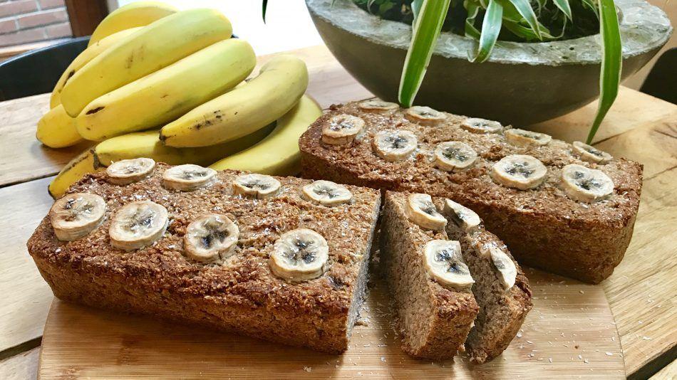 Bananenbrood van Venkel: vegan, vrij van gluten en verrukkelijk!