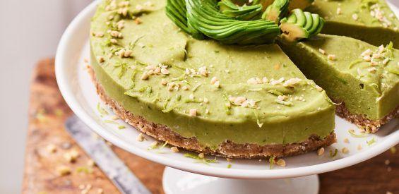 Recept: de romige avocadotaart van Rens Kroes