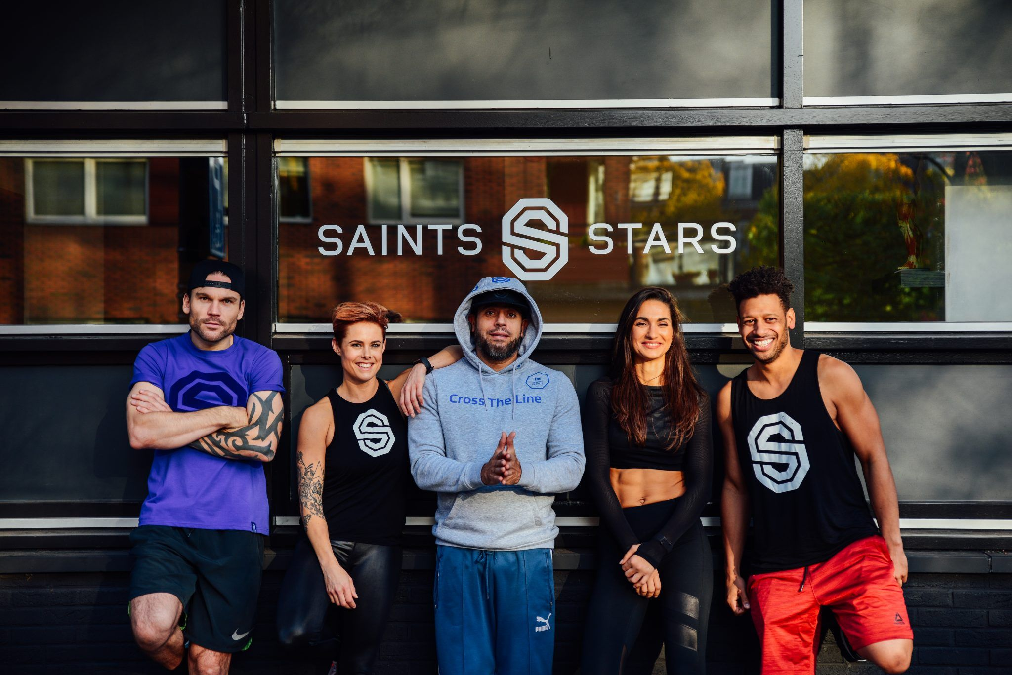 saints and stars, amsterdam, boutique gym, hit training, roberto da costa