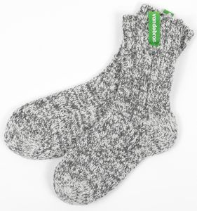 Geitenwollen sokken Vandebron