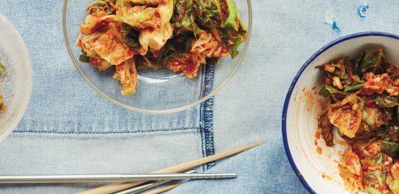 Koreaans kimchi