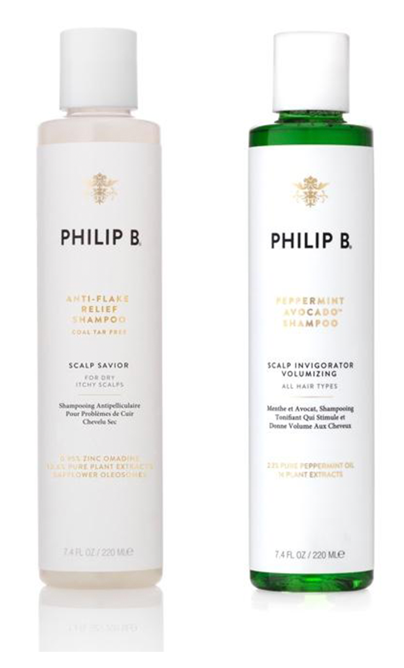 roos, anti flake shampoo philip b