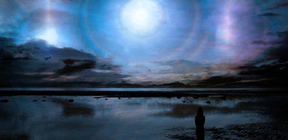 Een blauwe super-bloedmaan én een eclips… Hoe heftig is dat?
