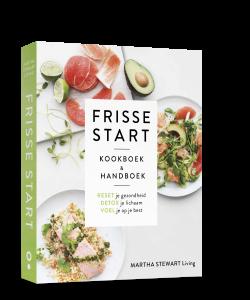 frisse start, kookboek, martha stewart