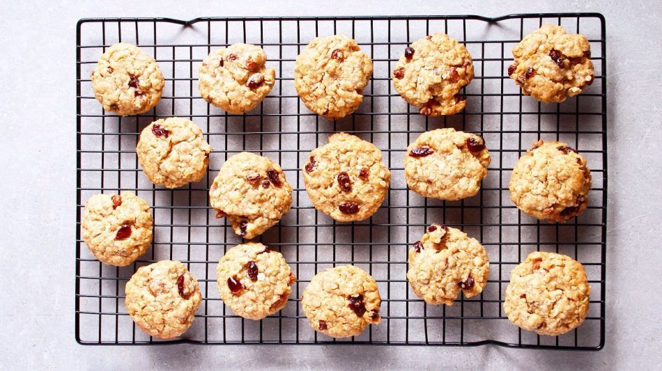 Rude Health muesli koekjes