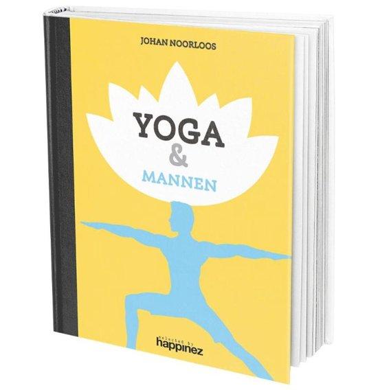 yoga en mannen