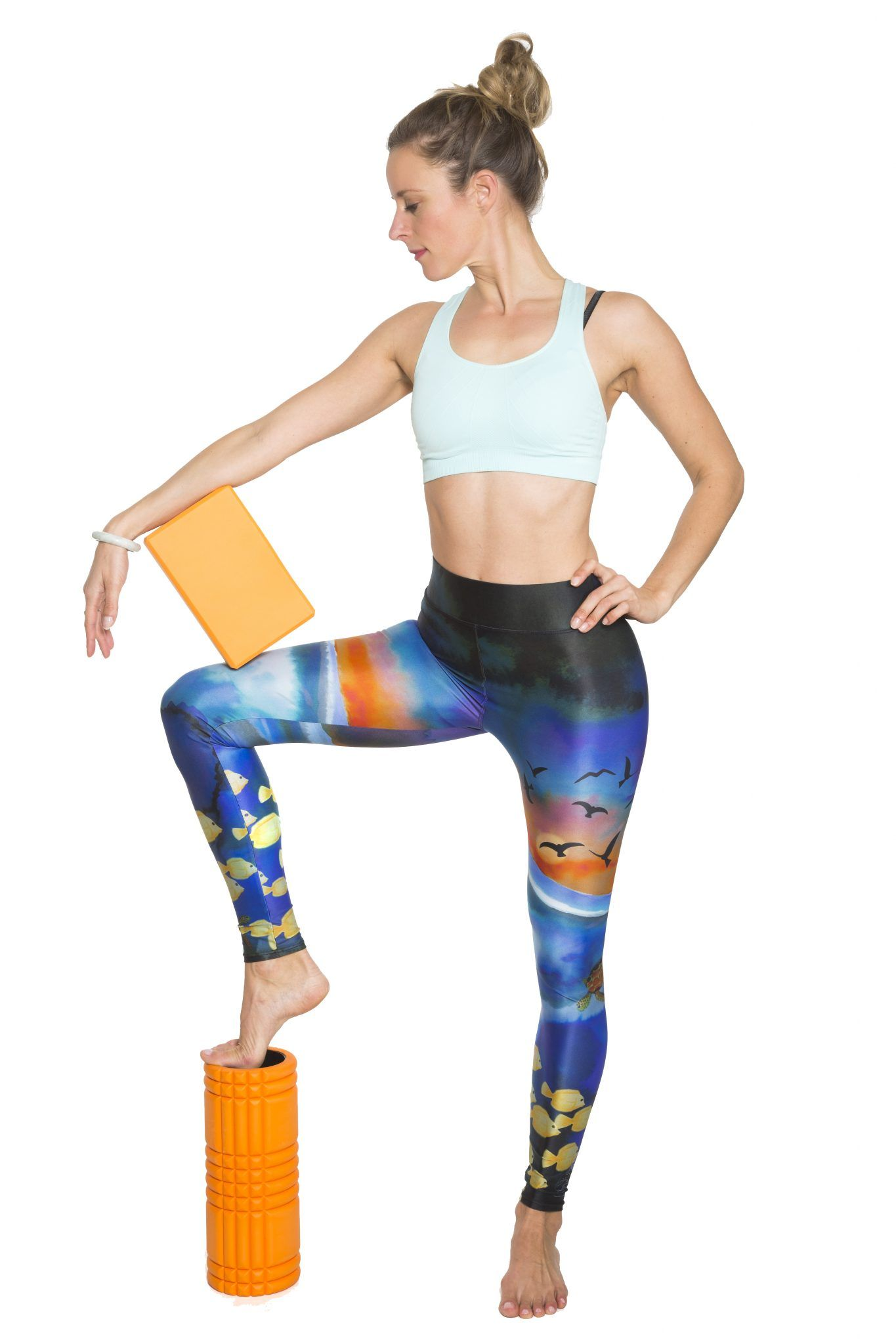 zen by sen organic yoga leggings