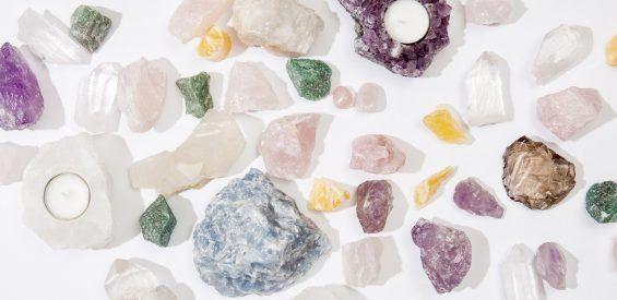 volle maan kristallen