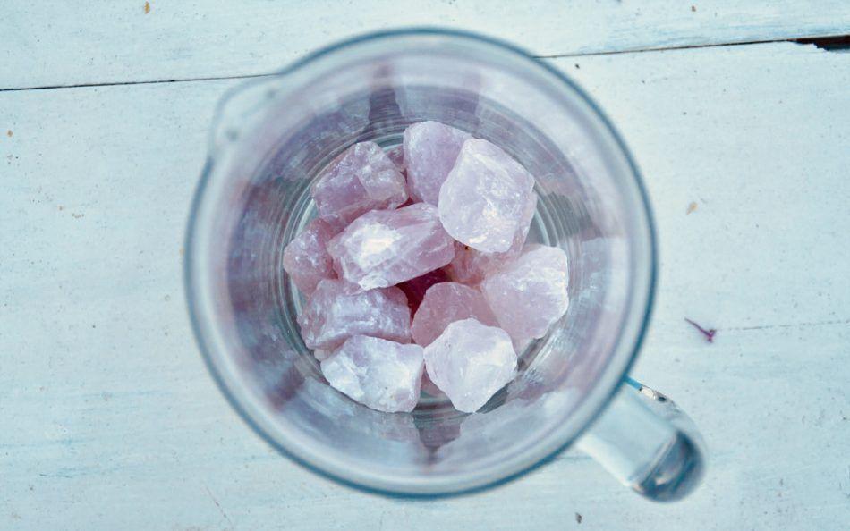 water kristallen