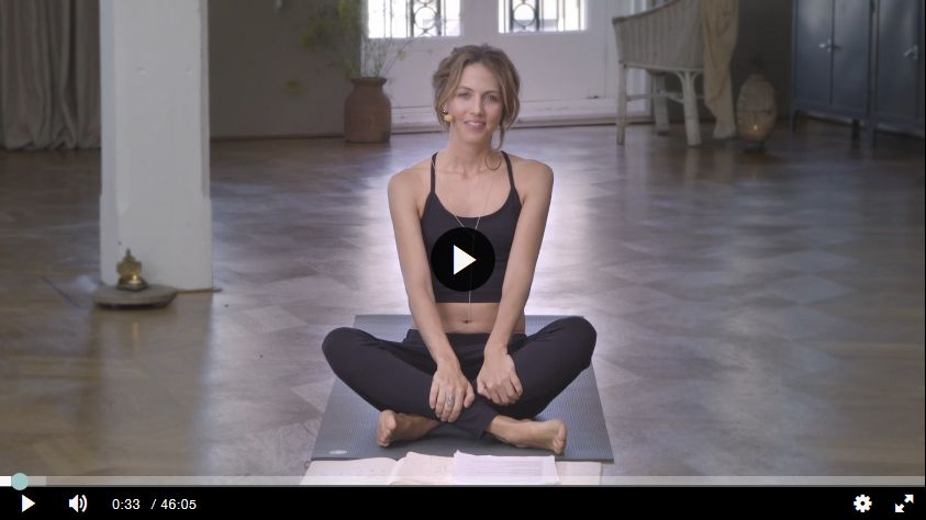 Erica Jago the house of yoga