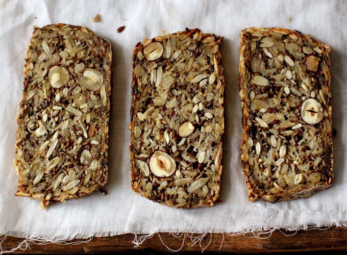 rye bread, sarah britton, life changing loaf bread