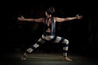 Lilikoi, yoga legging