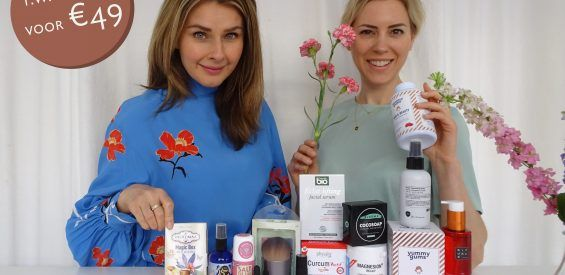 SOLD OUT – Heartwarming BOX t.w.v. €205 voor €49