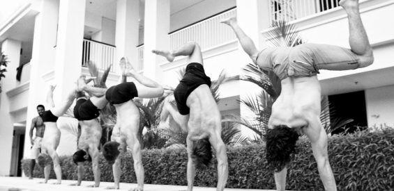 Movement: beweging als rode draad van het leven volgens de leer van Ido Portal
