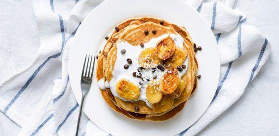 Chickpea pancake: misschien wel de gezondste pannenkoek van allemaal