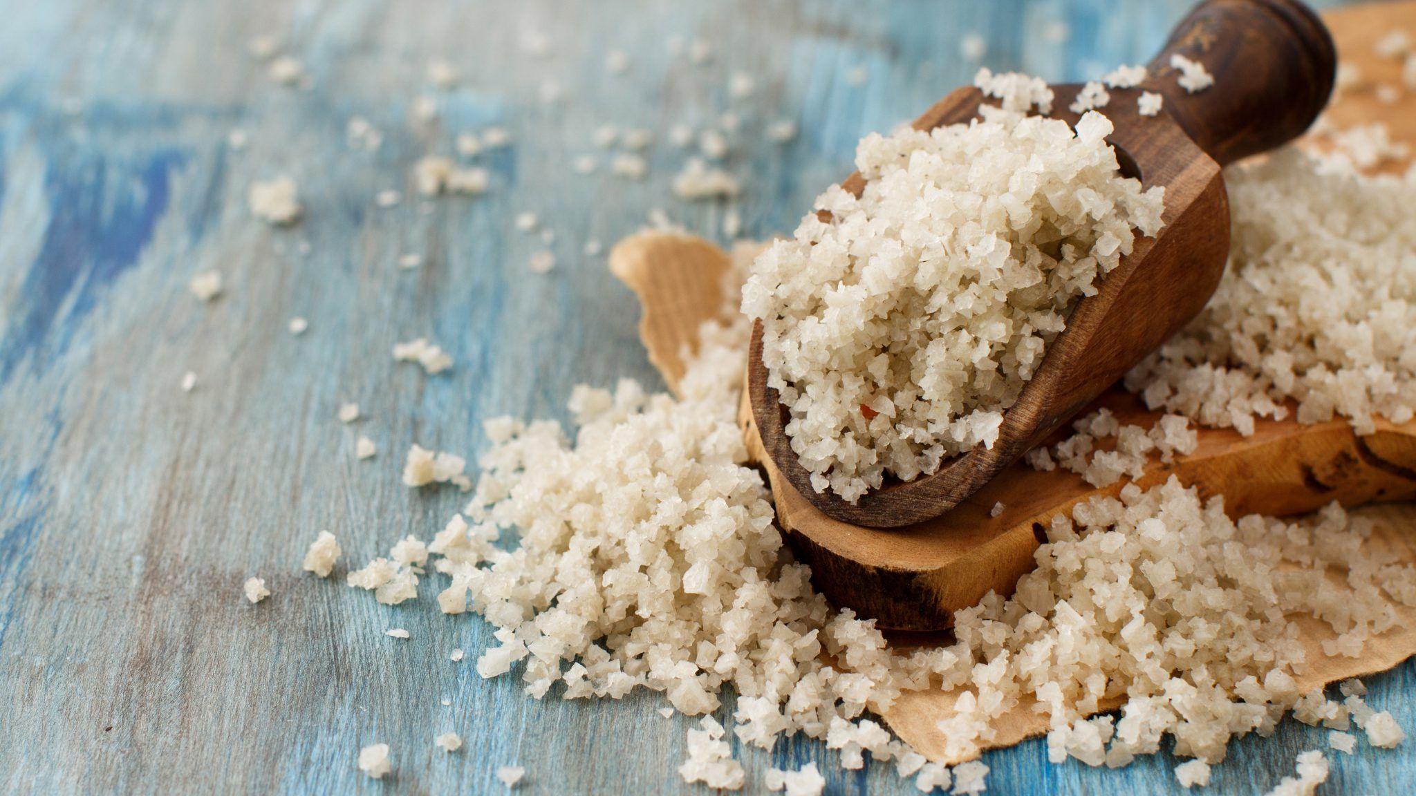 sole, zout, keltisch zeezout