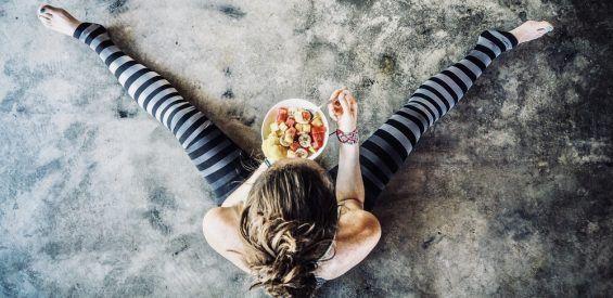 Het yogadieet: eet zoals een yogi en vergroot je prana (levensenergie)