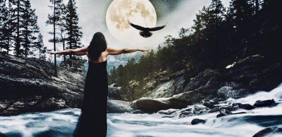 volle maan meditatie track