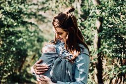baby moeder