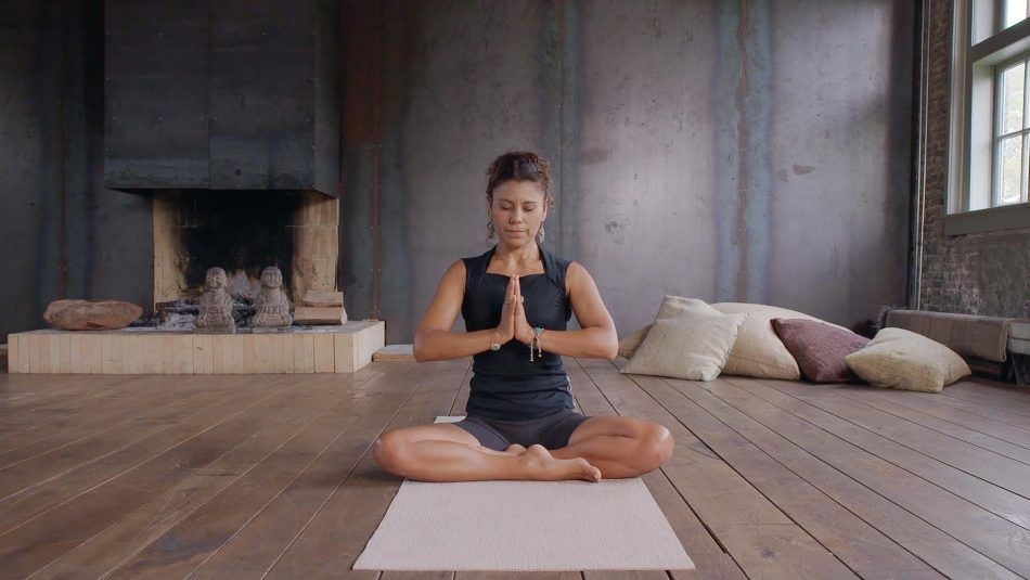 yoga video, the house of yoga
