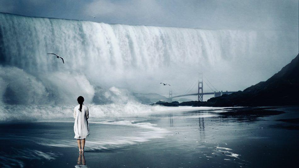 emotionele tsunami